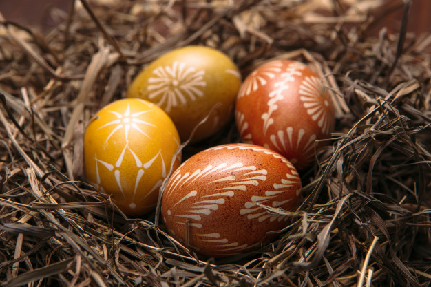 Tradições de Páscoa na Polônia e Ucrânia