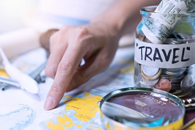 Planejamento financeiro: como organizar seus gastos para viajar mais